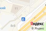 Схема проезда до компании Подворье в Москве