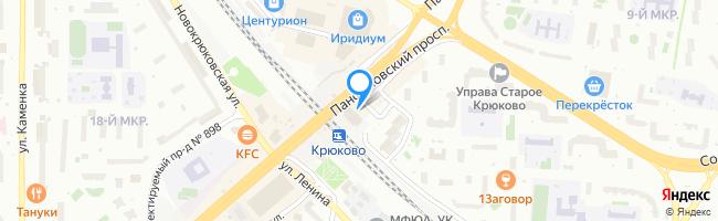 Крюковская площадь