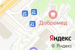 Схема проезда до компании Киоск печатной продукции в Зеленограде