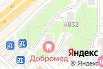 Схема проезда до компании Строй-М в Москве
