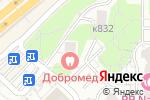 Схема проезда до компании Столичная ярмарка в Москве