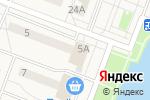 Схема проезда до компании Магнит в ЛМС