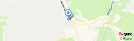 Конус-строй на карте Горок-2