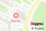Схема проезда до компании Брецель в Москве