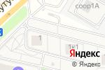 Схема проезда до компании Новый Зеленоград в Рузино