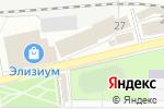 Схема проезда до компании МТС в Нахабино
