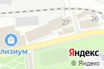 Схема проезда до компании Магазин канцелярских товаров в Нахабино