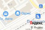 Схема проезда до компании Седьмая карета в Юдино