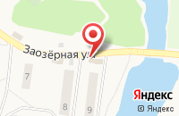 Схема проезда до компании Банк Уралсиб во Власихе