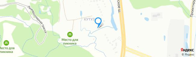 переулок Кутузова (г. Зеленоград)