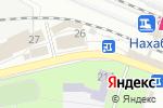 Схема проезда до компании Рублёвский в Нахабино