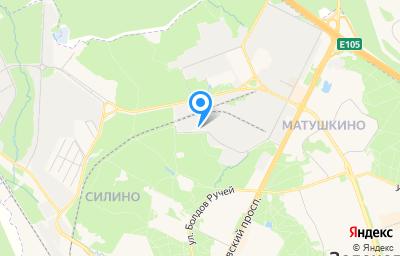 Местоположение на карте пункта техосмотра по адресу г Москва, г Зеленоград, проезд 2-й Западный, д 4 стр 1