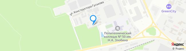 проезд Западный 3-й