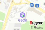 Схема проезда до компании АЗС ТрансОйл в Москве