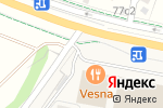 Схема проезда до компании Золото & Серебро в Рогозинино