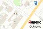 Схема проезда до компании Продовольственный магазин в Бабенках