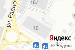 Схема проезда до компании Электролисткомплект в Москве