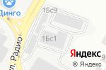 Схема проезда до компании Селенкомп в Москве