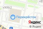 Схема проезда до компании Vanilla в Москве