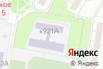 Схема проезда до компании Средняя общеобразовательная школа №719 в Москве