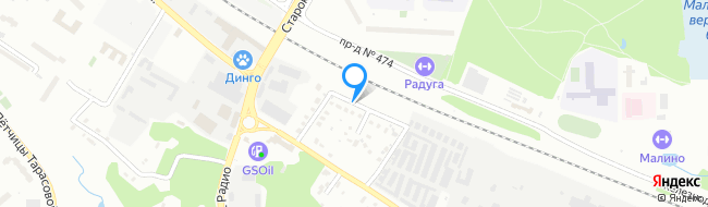 Заводской переулок