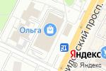 Схема проезда до компании sexshopvip.ru в Зеленограде