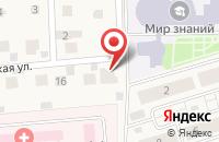 Схема проезда до компании СоюзМедСервис в Грибаново