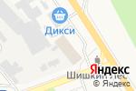 Схема проезда до компании Аир в Шишкине Лесе