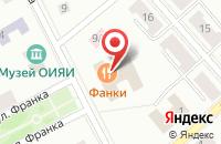 Схема проезда до компании Ассоциация Рестораторов и Сомелье Московской Области в Дубне