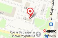 Схема проезда до компании МУ МВД России Власиха во Власихе