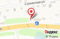 Схема проезда до компании Магазин автозапчастей и автоэмалей в Дубках