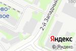 Схема проезда до компании Ремонт-АТ в Москве
