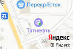 Схема проезда до компании Татнефть в Брёхово