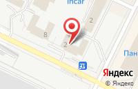 Схема проезда до компании Специализированное Конструкторское Бюро Радиоэлектронной Аппаратуры «Радэл» в Москве