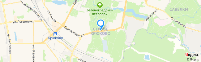 район Старое Крюково