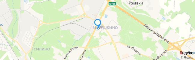 район Матушкино