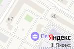 Схема проезда до компании Продуктовый магазин в Брёхово