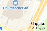 Схема проезда до компании REDMOND Smart Home в Зеленограде