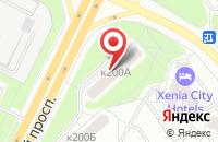 Схема проезда до компании Ппп «Электромонтаж-Сигнализация» в Москве