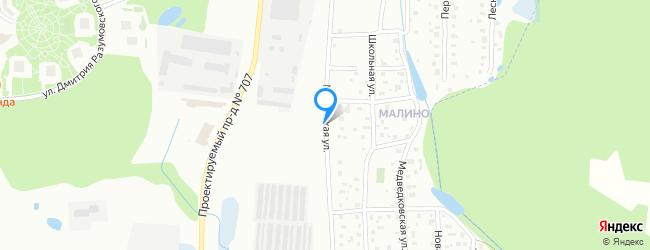 Малинская улица