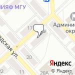 Магазин салютов Дубна- расположение пункта самовывоза
