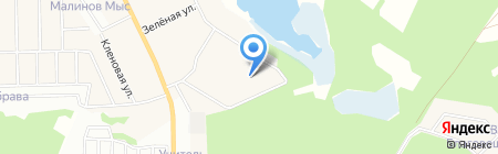 Пятница на карте Брёхово