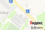 Схема проезда до компании Шиномонтажная мастерская в Марушкино