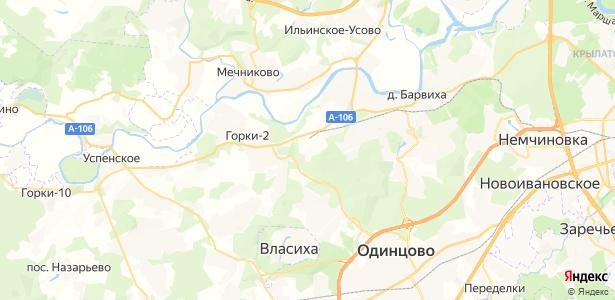 Калчуга на карте