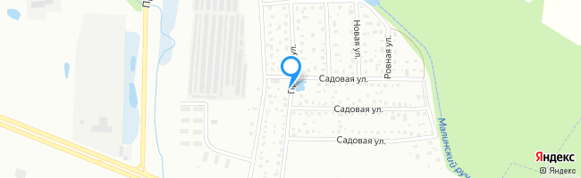 Прудная улица