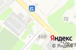 Схема проезда до компании Киоск по продаже печатной продукции в Марушкино