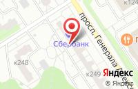 Схема проезда до компании Феникс Мюзикал в Москве