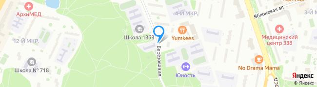 Берёзовая аллея (г. Зеленоград)