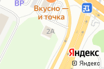 Схема проезда до компании Профиль в Москве