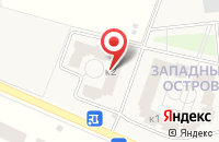 Схема проезда до компании Art-vinil в Бузланово